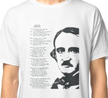 Edgar Allen Poe - Annabel Lee Classic T-Shirt
