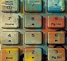 Keyboard II by Scott Mitchell