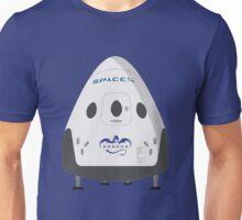 SpaceX Dragon 2 Unisex T-Shirt