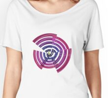 Exploded view Women's Relaxed Fit T-Shirt