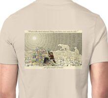 An Igloo Made of Books Unisex T-Shirt
