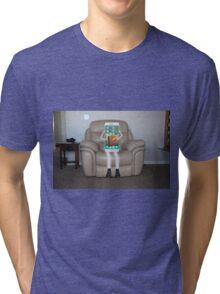 Phonebook Tri-blend T-Shirt
