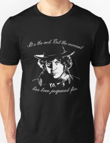 It's The End - 4th Doctor Regeneration Tee T-Shirt