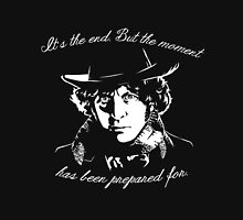 It's The End - 4th Doctor Regeneration Tee Unisex T-Shirt