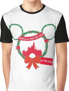 For the Holidays Graphic T-Shirt