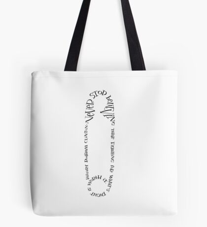 Fighting For What's Right Is Worth It Tote Bag
