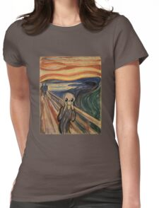 The Binding of Isaac - The Scream Womens Fitted T-Shirt