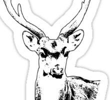 Deer - Critter Love Collection 1 of 6 Sticker