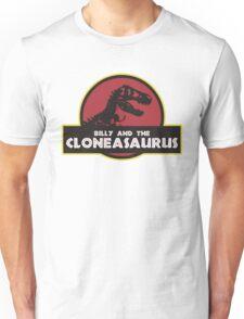 Billy and the Cloneasaurus shirt – The Simpsons, Jurassic World, Jurassic Park, Homer Simpson Unisex T-Shirt