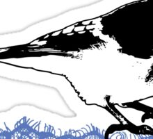 Blue Jay - Critter Love Collection 2 of 6 Sticker