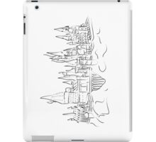 Hogwarts Castle iPad Case/Skin