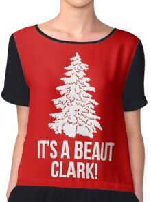 It's A Beaut Clark! Chiffon Top