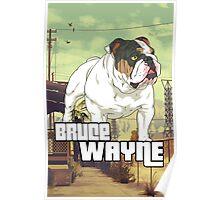 Bulldoggin GTA Poster