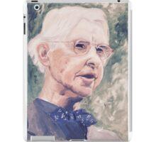 Academia Blue Bow Tie iPad Case/Skin