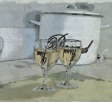 Still life ... Cheers! by OlaG