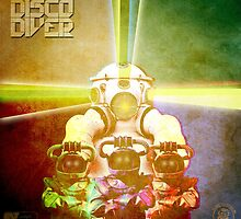 Disco Diver by EVPOE