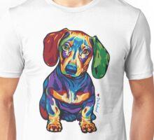 Dachshund - LOVE :) Unisex T-Shirt