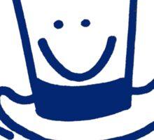 Toppers Emblem Sticker