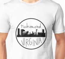 RVA in B&W Unisex T-Shirt