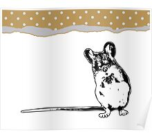 Mouse - Critter Love Collection 5 of 6 Poster