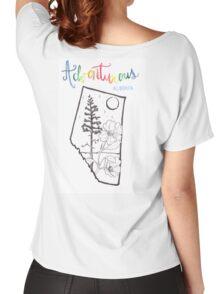 Adventurous Alberta Women's Relaxed Fit T-Shirt