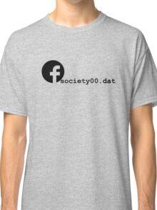 Fsociety00.dat  Classic T-Shirt