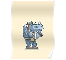 Thug Rhino Poster