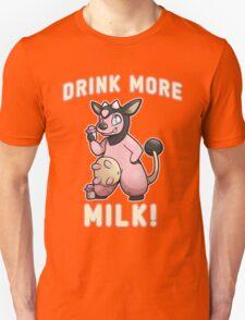 Drink More Milk! Unisex T-Shirt