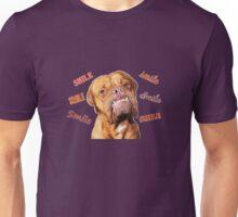 Dogue de Bordeaux - Smile Unisex T-Shirt