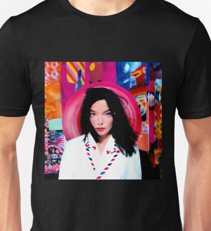 BJORK TOUR WAHING 7 Unisex T-Shirt
