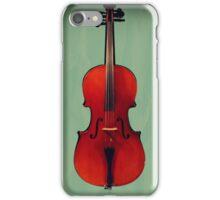 Sherlock Violin iPhone Case/Skin