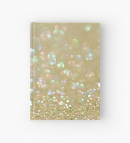 Champagne Hardcover Journal
