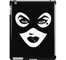Cat woman iPad Case/Skin