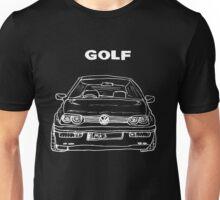 VW Golf Mk 3 (2 of 5) Unisex T-Shirt