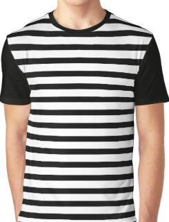 lineas negras  Graphic T-Shirt