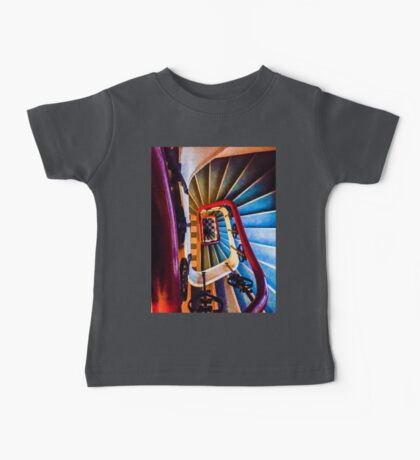 Case of the Stairs Baby Tee
