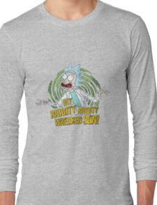 Rick and Morty Long Sleeve T-Shirt