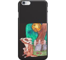 I feel awfully lonely iPhone Case/Skin