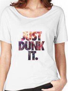 Just dunk it - Darius Dunkmaster  Women's Relaxed Fit T-Shirt