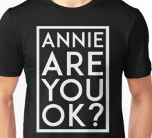 Annie are you ok? Unisex T-Shirt