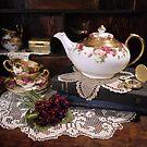 Tea Time Two by kkmarais