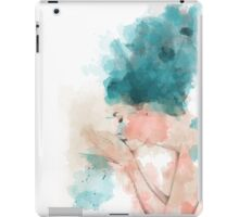 Washed Woman iPad Case/Skin