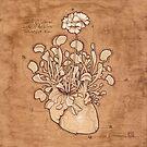 Venus Fly Trap Heart by Fay Helfer