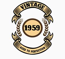 Vintage 1959 Aged To Perfection Unisex T-Shirt