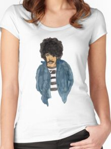 Phil Lynott Women's Fitted Scoop T-Shirt