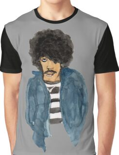 Phil Lynott Graphic T-Shirt