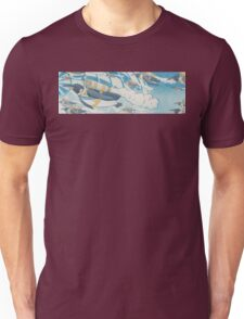 Jetpack Penguins Unisex T-Shirt