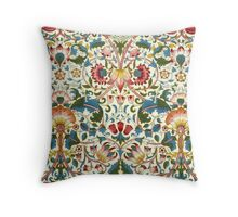 William Morris Lodden Throw Pillow