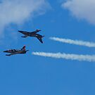 Reno Air Races 2014 - Patriot Jet Team by rrushton