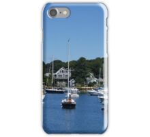 Woods Hole, MA iPhone Case/Skin